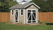 Best Lowes Sheds