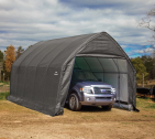ShelterLogic 13′ x 20′ x 12′ Garage-in-a-Box SUV and Full-Size Truck All
