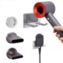Dyson Hair Dryer Wall Mounted