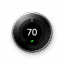 Google Nest Learning Thermostat – Programmable Smart Thermostat for Home