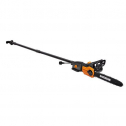 Worx WG309, 8 Amp 10-inch Corded Electric Pole Saw & Chainsaw with Auto-Tension